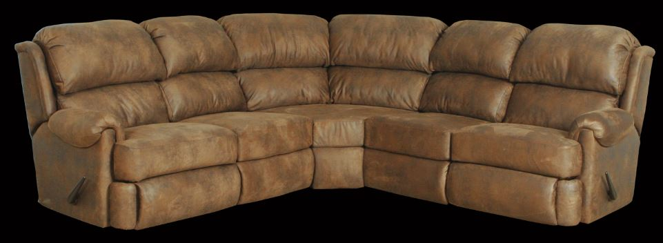 Best Craft 617 Reclining Sectional